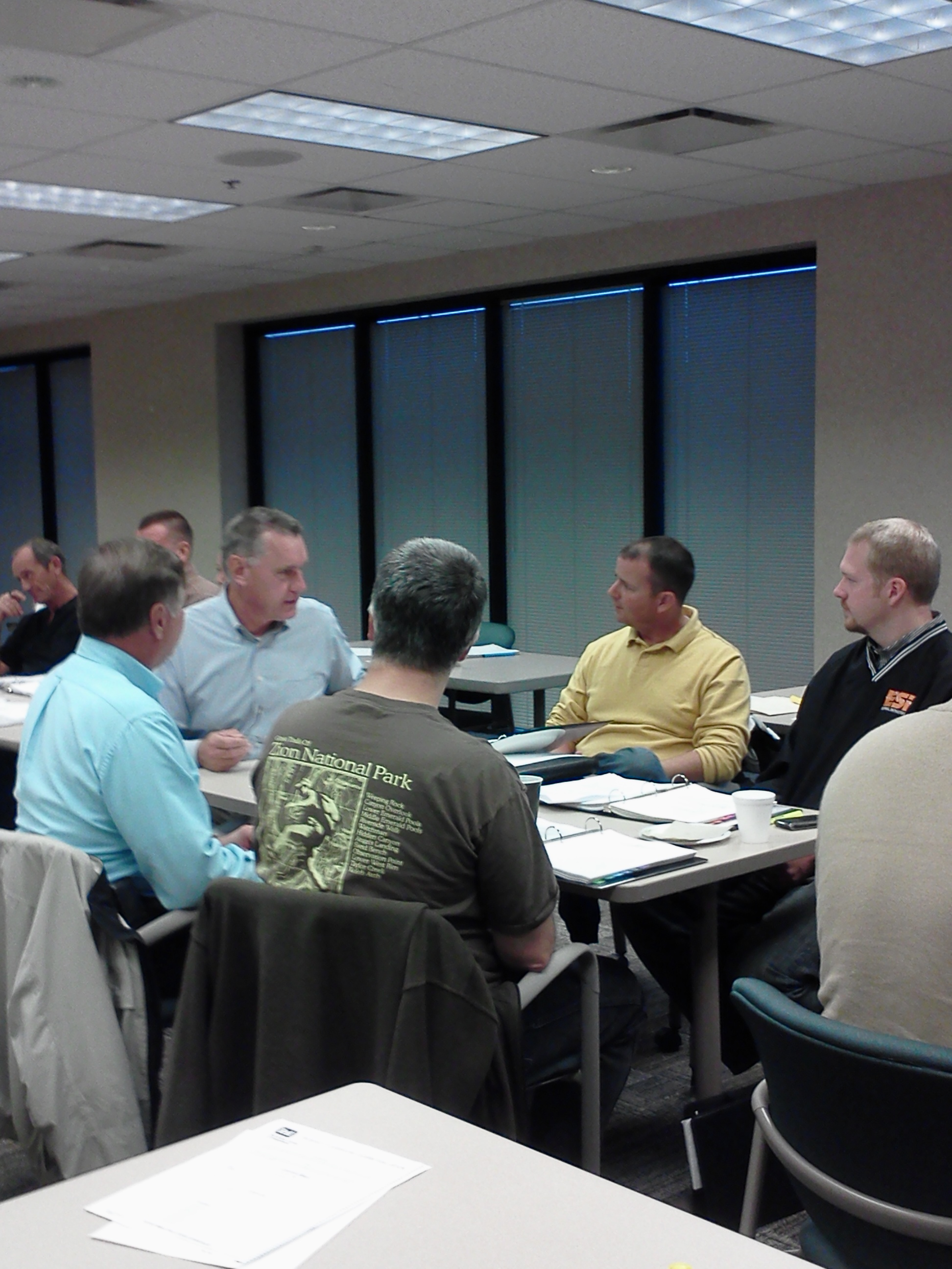 CQM for Contractors Training, February 18-19, 2015