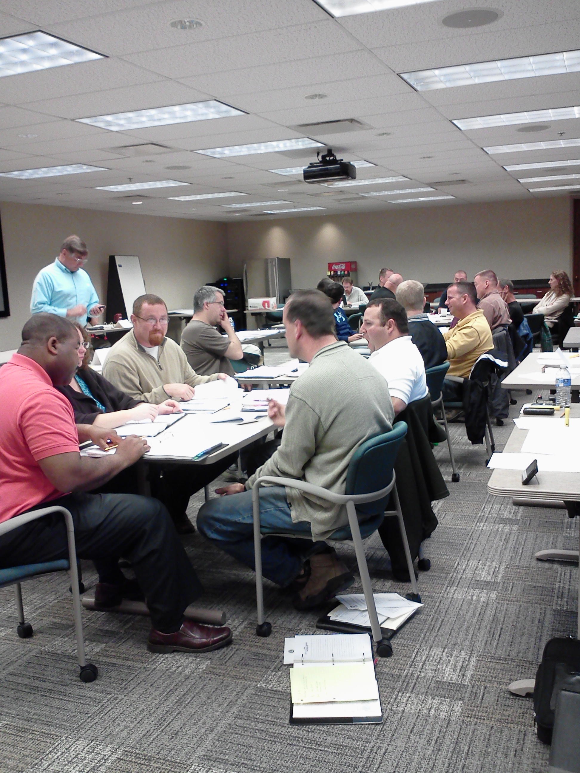 AGC, West Central Ohio Division Hosts CQM for Contractors Training, December 11-12, 2018