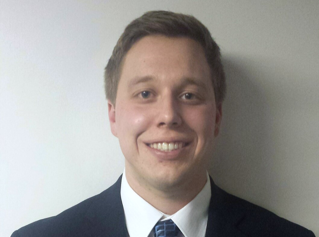 Zachary Davis, UC Student, Awarded AGC, West Central Ohio Division's Scholarship