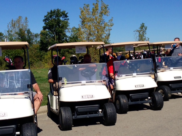 AGC West Central Ohio Division Annual Golf Outing, Friday, September 25th