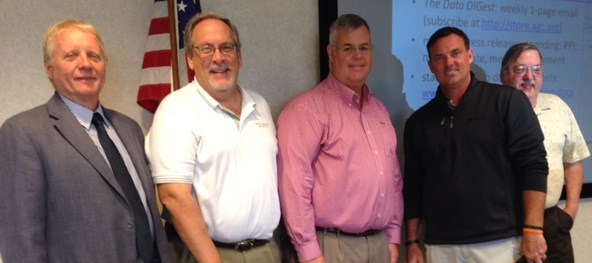 AGC's Chief Economist Speaks at AGC, West Central OH Division's Membership Meeting