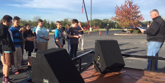The 10th Annual Construction Career Expo Hosted 714 High School Students and Instructors
