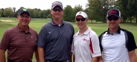 AGC, West Central Ohio Division's Golf Outing was a Success!