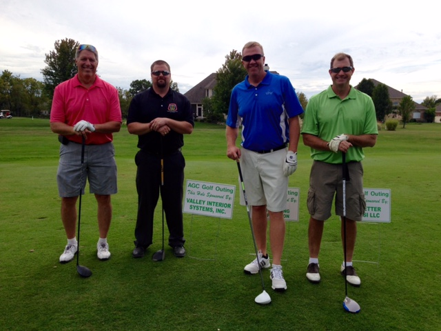 AGC, West Central Ohio Division Golf Outing, September 30, 2016