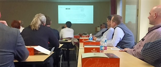 Fifty+ Attend Joint AGC/CSI/AIA Dayton Meeting on Drones/UAVs