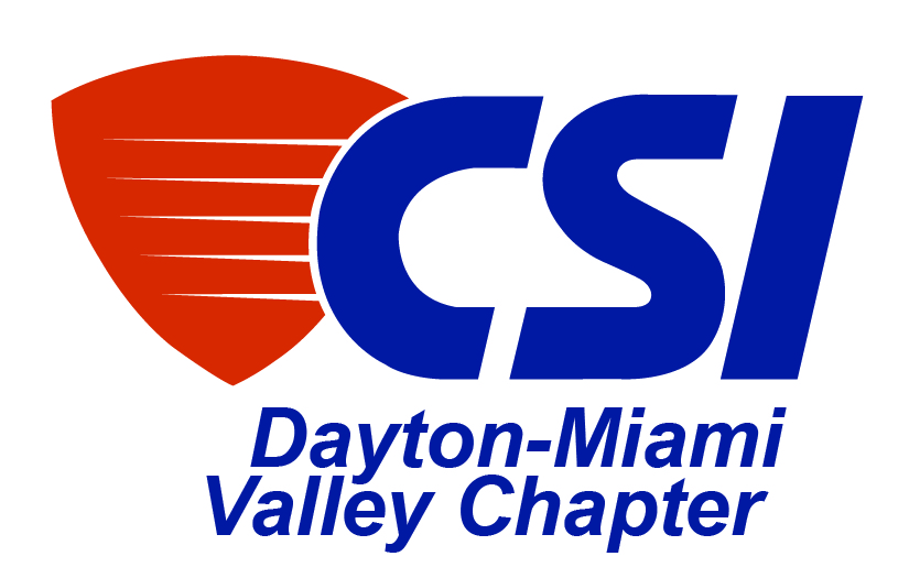 CSI Dayton/MV Ron Woeste Construction Products Show, May 17, 3-8 PM
