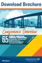 65th Annual Employee Benefits Conference, October 20-23, 2019