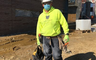 On the Job with Shook Construction Thru COVID-19
