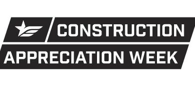 Construction Appreciation Week, September 14-18, 2020