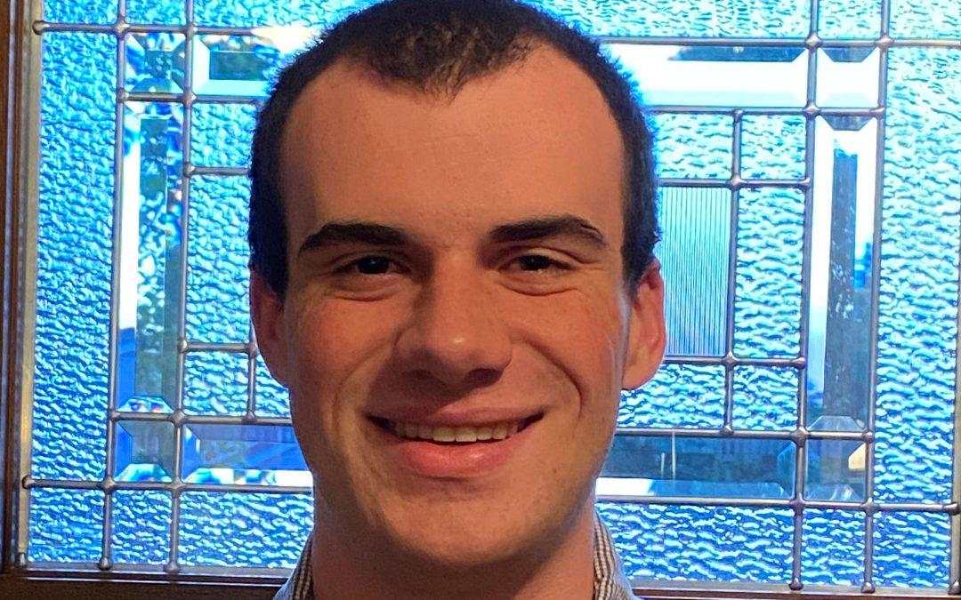 Zachary Reese Awarded Scholarship